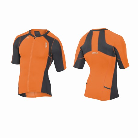 Manches Courtes Tri Top Compression
