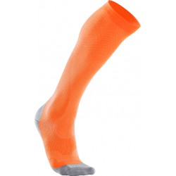 Chaussettes de Compression Perf Run Oranges
